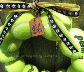 Tennis Love Wreath